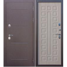 Сейф двери Изотерма 11см Медный антик Венге