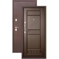 Сейф двери Троя Венге